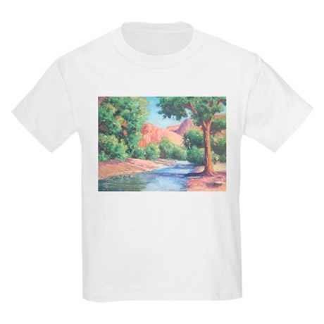 Summer Canyon Kids T-Shirt