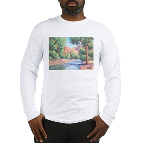 Summer Canyon Long Sleeve T-Shirt