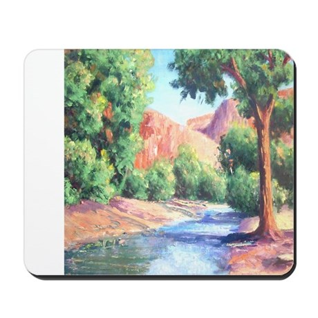 Summer Canyon Mousepad