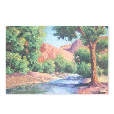 Summer Canyon Postcards (Package of 8)