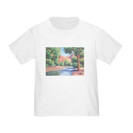 Summer Canyon Toddler T-Shirt