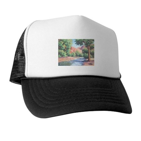 Summer Canyon Trucker Hat