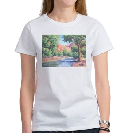 Summer Canyon Women's T-Shirt