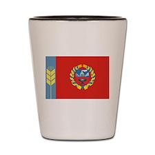 Altai Krai Shot Glass