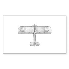 Sopwith Camel Biplane Decal