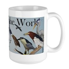 Herons of the World Mug