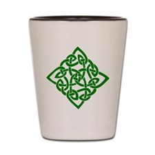 Celtic Knot Shot Glass
