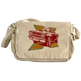 Cute Harley Messenger Bag