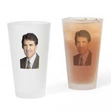 Rick Perry Drinking Glass