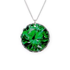 Emerald - May Necklace