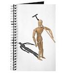 Carrying Gardening Hoe Journal