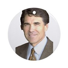 Rick Perry Ornament (Round)