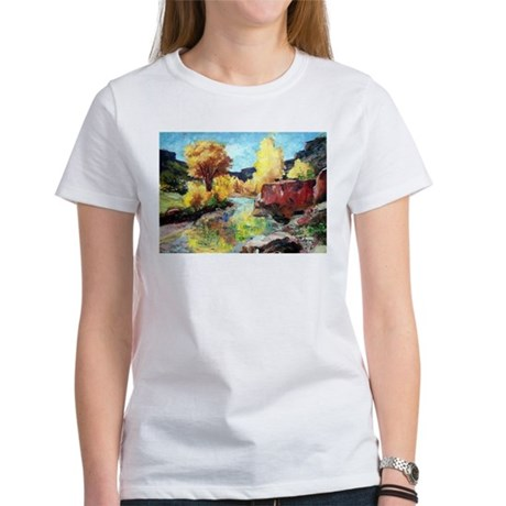 Autumn Canyon Women's T-Shirt