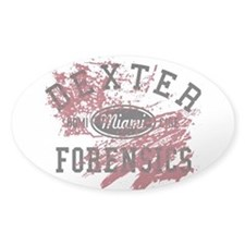 Dexter Forensics Stickers