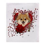 Valentines - Key to My Heart Pomeranian Stadium B