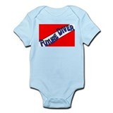 Scuba - Future Diver Infant Bodysuit