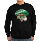 Diamonds Girl's Best Friend Sweatshirt