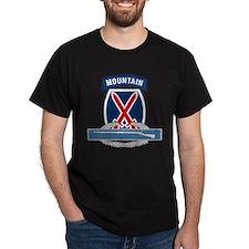 10th Mountain CIB T-Shirt
