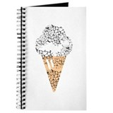 Ice Cream Cone Journal