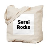 Sarai Rocks Tote Bag