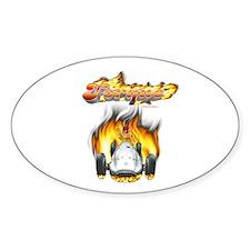 Torque SpeedRacer Oval Decal