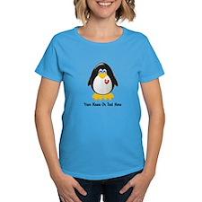 Customizable Penguin Tee