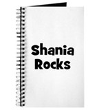 Shania Rocks Journal