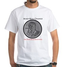 Obama Coin - Grass Roots Pick Shirt