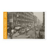 Rivington Street, 1909 Postcards (Package of 8)