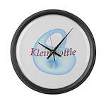 Klein Bottle Large Wall Clock