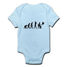 Evolved - Gamer Infant Bodysuit