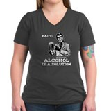 Alcohol is a Solution Shirt