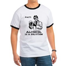 Alcohol is a Solution T
