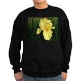 """Yellow Bearded Iris"" Jumper Sweater"