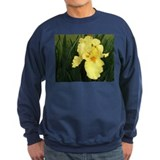 &amp;quot;Yellow Bearded Iris&amp;quot; Sweatshirt