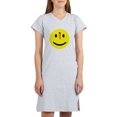 Dead Smiley Women's Nightshirt