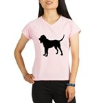 Bloodhound Silhouette Performance Dry T-Shirt