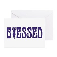 Blessed Greeting Cards (Pk of 10)