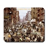 Mulberry Street, 1900 Mousepad