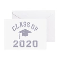 Class Of 2020 Graduation Greeting Cards (Pk of 20)