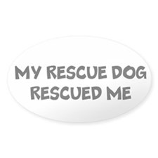 Rescue Me Decal