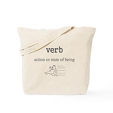 Verb Tote Bag