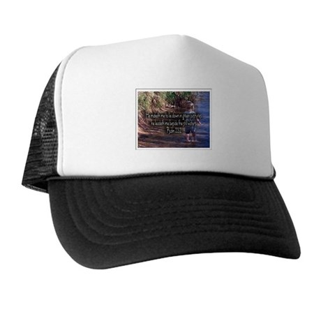 Psalm 23:2 Trucker Hat