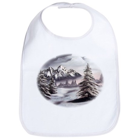 Snow Mountain Bib