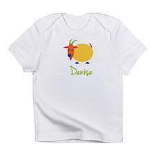 Denise The Capricorn Goat Infant T-Shirt