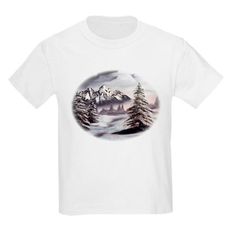 Snow Mountain Kids T-Shirt