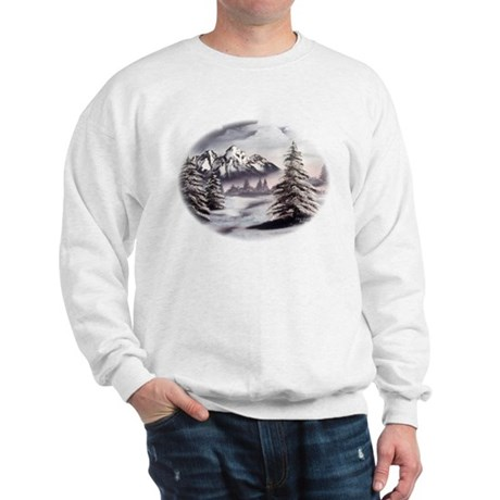 Snow Mountain Sweatshirt