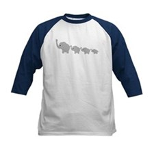 Elephants Design Tee