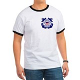 Coast Guard Auxiliary T-Shirt 3