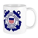 Coast Guard Auxiliary<BR> 11 Ounce Small Mug